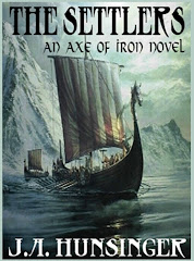 The Settlers, An Axe of Iron Novel