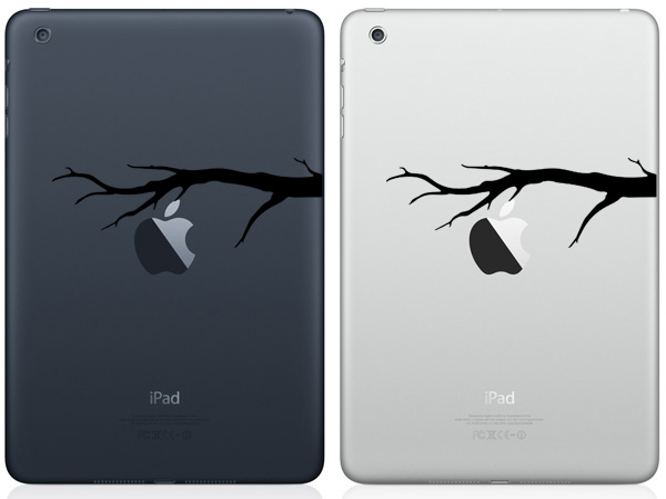Apple Branch iPad Mini Decals