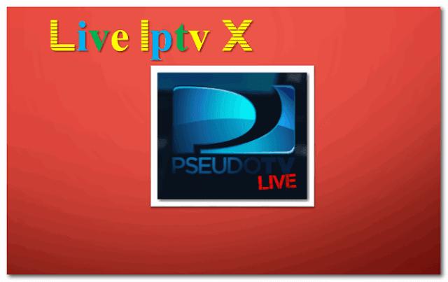 PseudoTV Live tv addon