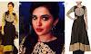 @deeksha721spotted wearing our black and gold asymmetric suit for a performance. deeksha seth , black , gold , gorgeous , shruti sheth de ,