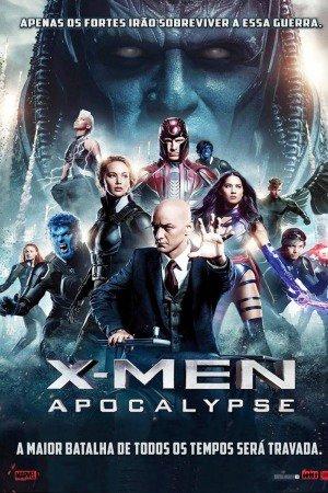 X-Men: Apocalipse – HD 720p – Dublado – 2016