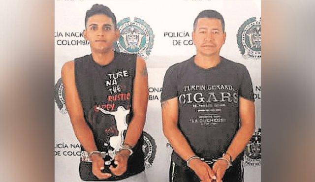 Un venezolano y un colombiano detenidos por extorsión en Cúcuta