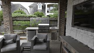 Custom Outdoor Kitchen DFW 12