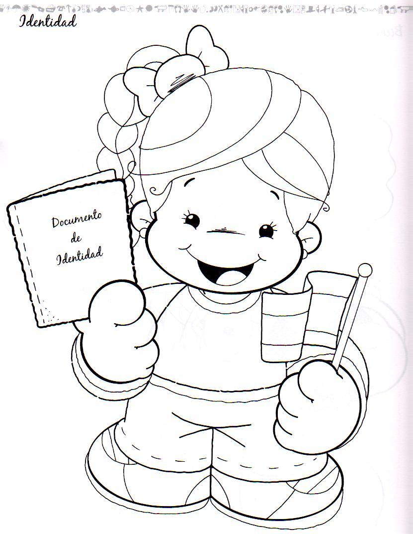 Derechos Del Niño Con Imágenes Para Imprimir Material Para