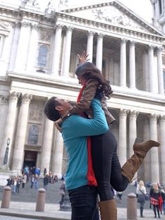 Film London Love Story Michelle Ziudith-Dimas Anggara