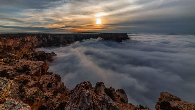 Stunning Time-Lapse Video of the Grand Canyon Everyone Has To Watch