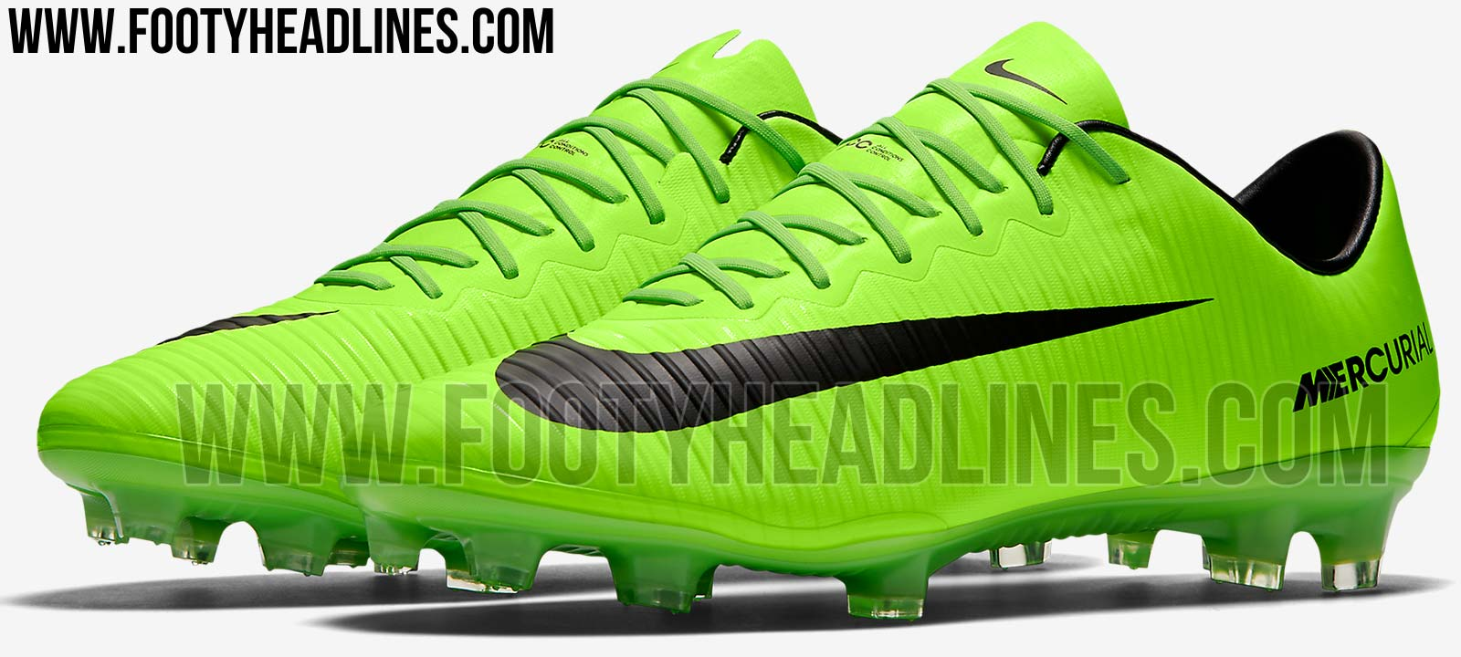 electric green nike mercurial vapor xi radiation flare. Black Bedroom Furniture Sets. Home Design Ideas