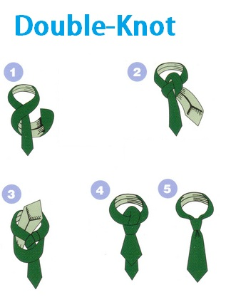 Belajar Lepas Cara Pakai Dasi