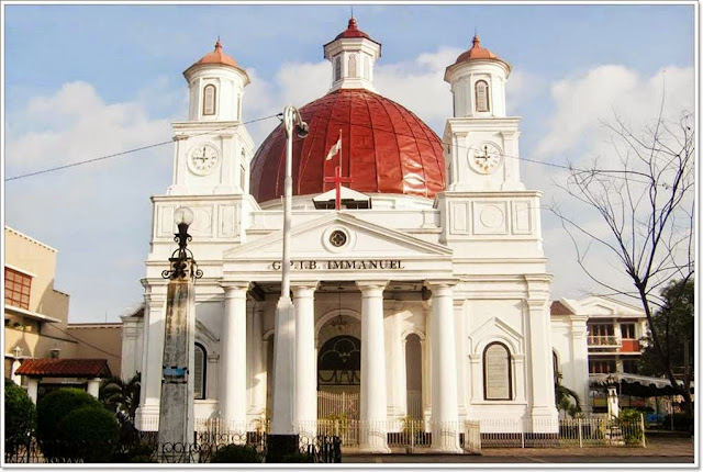 gereja bleduk | Wonderful Indonesia
