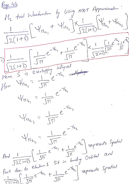 Chemistry For Csir Netgate And Explains Introduction To Quantum