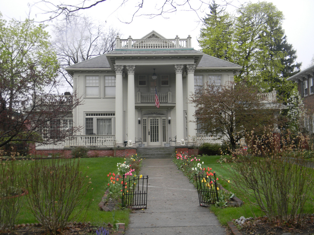 The most expensive sears homes for Magnolia house plans