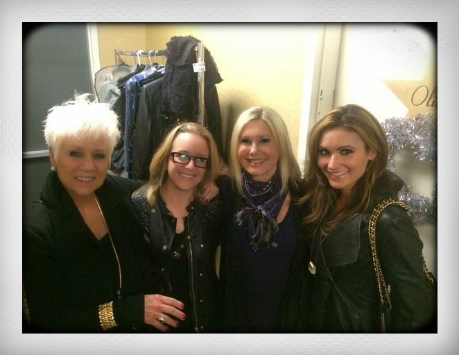 olivia newton john meet and greet 2012