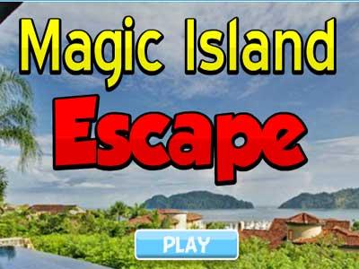 Magic Island Escape - Juegos de Escape