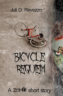 Bicycle Requiem by Juli D. Revezzo, zombie novelette