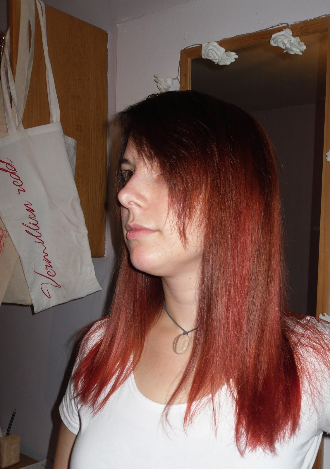 Review Wella Perfection By Color Fresh Vermillion Redd