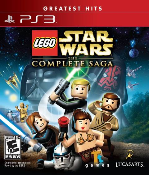 LEGO Star Wars The Complete Saga - Download game PS3 PS4