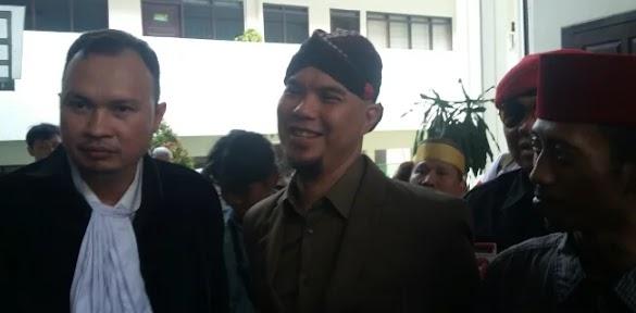 Gerindra: Pelabelan Tersangka Ahmad Dhani Berbau Politis