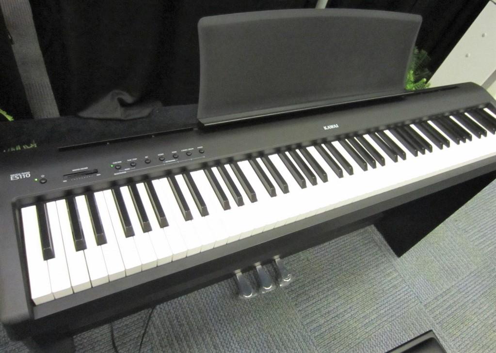 AZ PIANO REVIEWS: REVIEW - Kawai ES110 Digital Piano