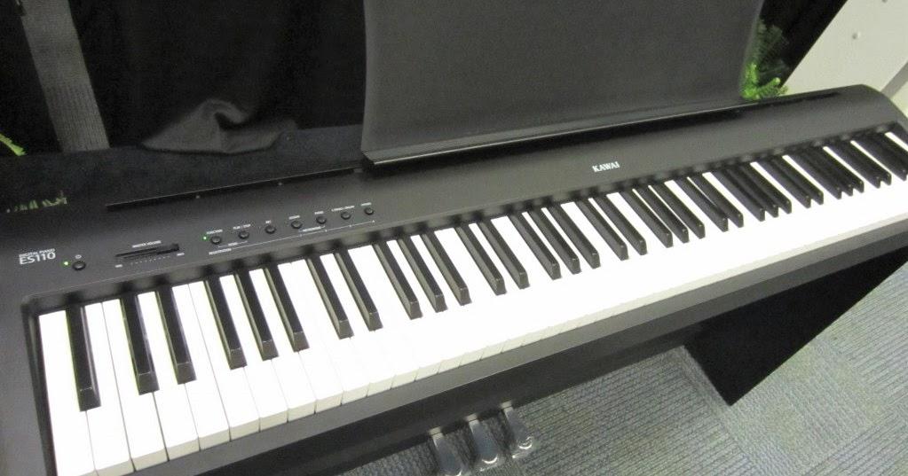 az piano reviews review kawai es110 digital piano recommended. Black Bedroom Furniture Sets. Home Design Ideas