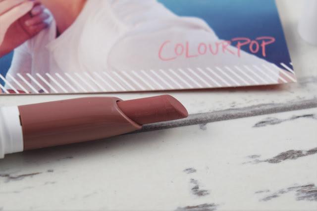 ColourPop Lippie Stix in Tootsi