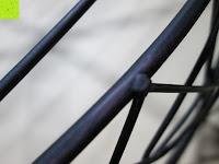 Stäbe: khevga Obstschale Landhaus aus Metall