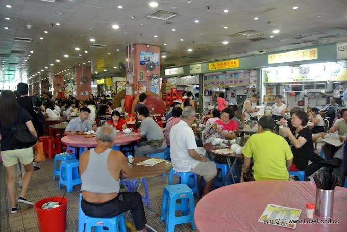 香港【大埔墟街市】港式點心、雞同鴨講拍攝地