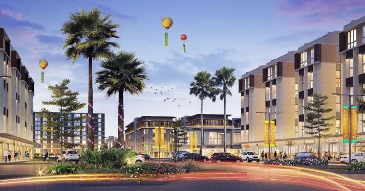 pengembang citra raya membangun apartemen ecohome properti  launching