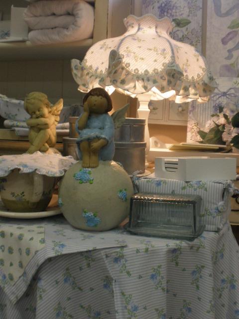 Dalla credenza della nonna anteprima angelica for Angelica home e country tende