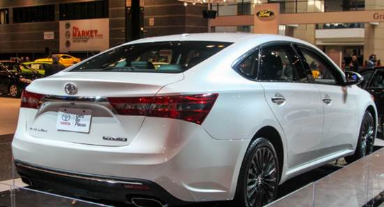 2019 Toyota Avalon Redesign and Price