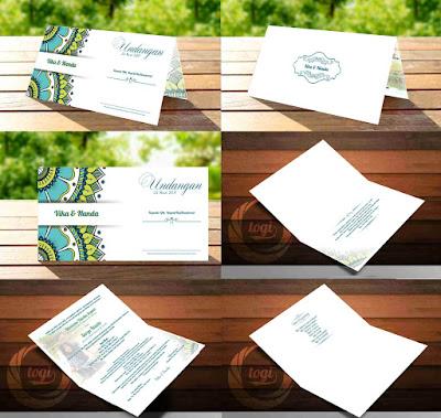 Membuat Undangan Pernikahan dengan Menggunakan Kertas Jasmine, undangan 2017, undangan mewah, undangan elegan, undangan modern, download template undangan, undangan keren.