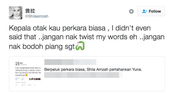 Shila Amzah BERANG Dakwaan Sokong Yuna Peluk Usher Diputar Belit Sehingga Dia Bertindak...