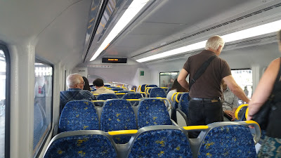 Transporte publico em Sidney