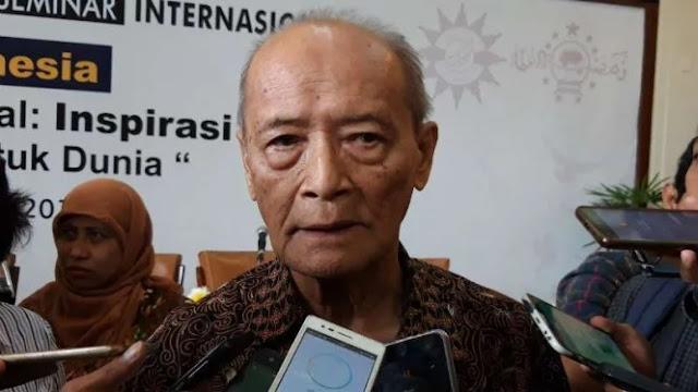 Buya Syafii Sebut Neno Warisman Tak Paham Agama dan Puisinya Biadab