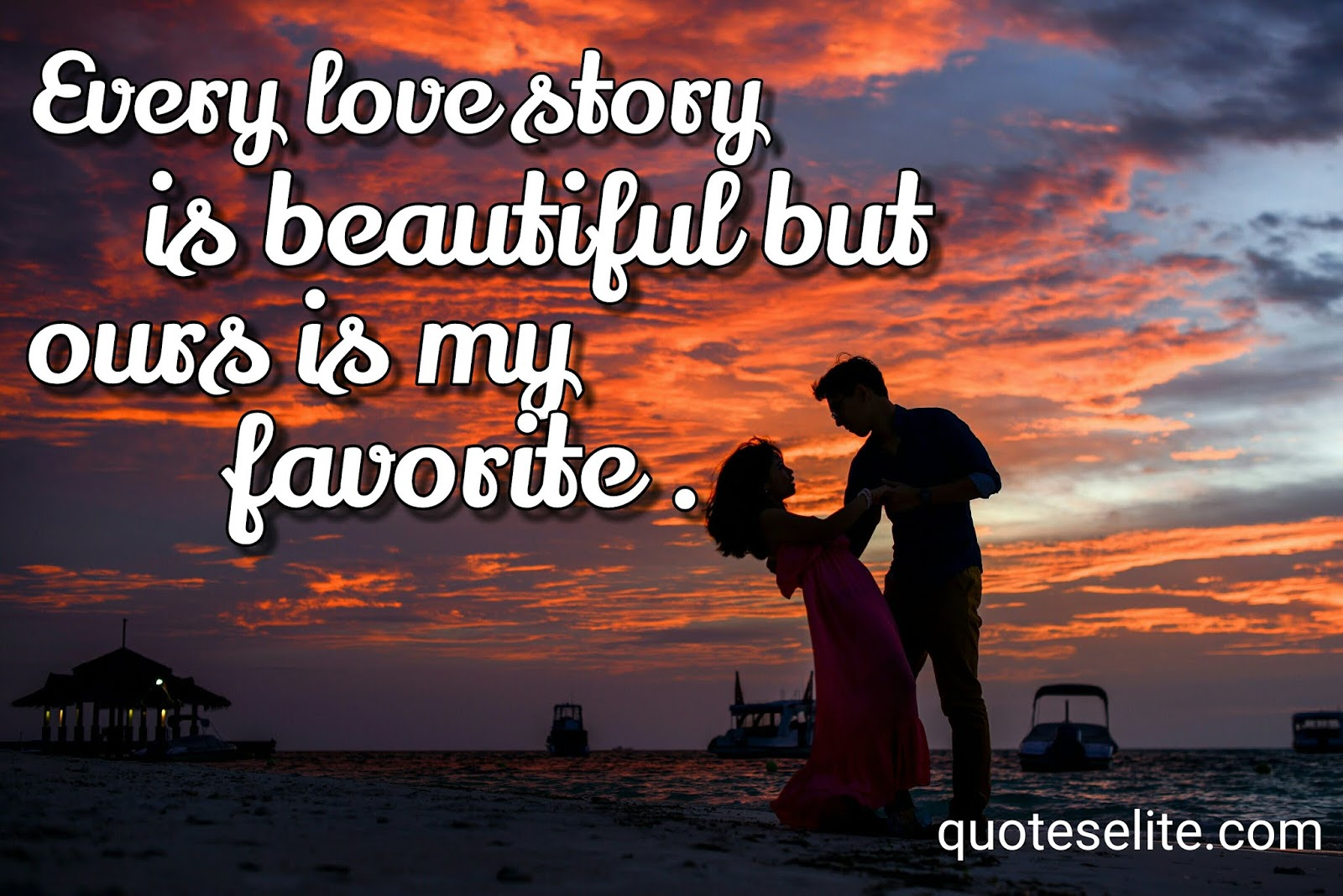 Our Love Story Is My Favorite Image Quotes