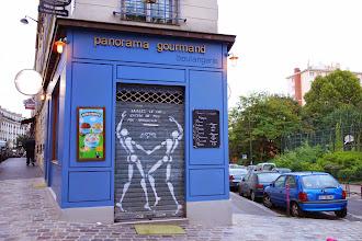 Sunday Street Art : Jérôme Mesnager - Angle des rues du Transavaal et des Envierges - Paris 20
