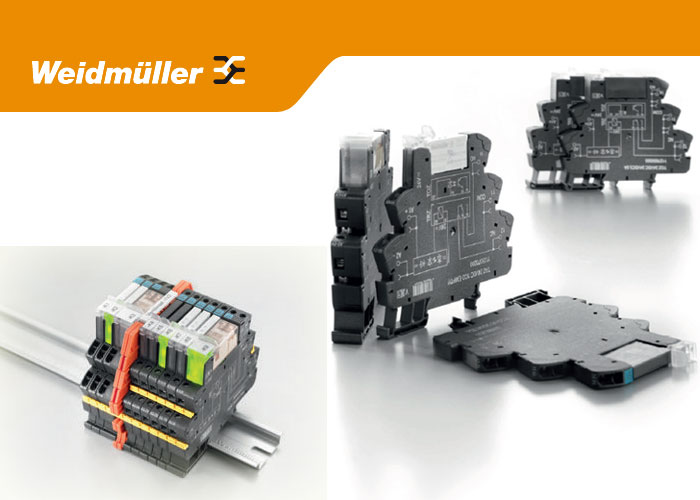 Weidmuller Solid State Relays  Product Overview  Types And