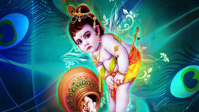 Best Bal Krishna  Wallpaper for Your Android Mobile