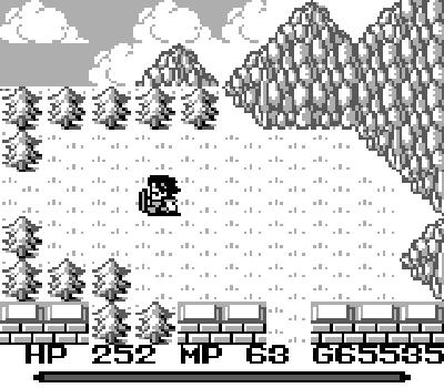 Mystic Quest - Cima montaña