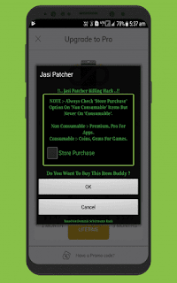 Jasi Patcher screenshot