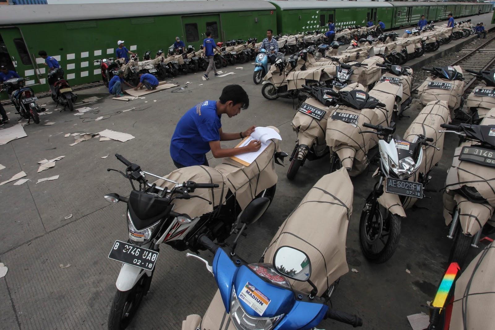 Ongkos Kirim Paket Sepeda Motor Ke Seluruh Indonesia - BISNIS KURIR