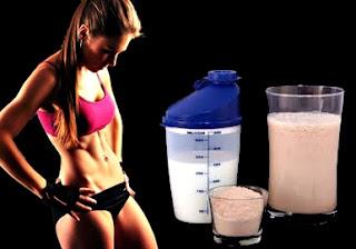 Proteínas mujer masa muscular