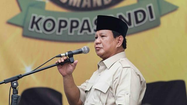 Jika Jadi Presiden, Prabowo Janji Buat Uang Braille untuk Tunanetra
