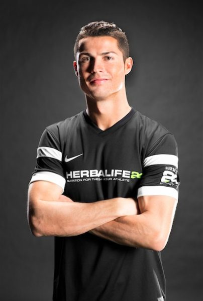 All-Around Pinay Mama Herbalife Cristiano Ronaldo
