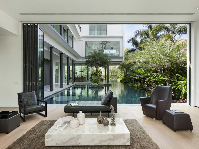 7 Desain Arsitektur Rumah Modern yang Mengagumkan