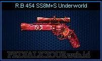 R.B 454 SS8M+S Underworld