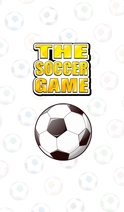 The soccer game 2!