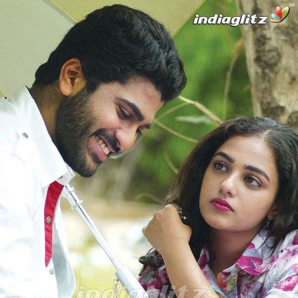 Mallu actress Nithya Menon in new telugu movie