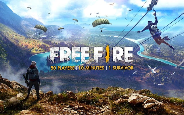 Free Fire: Game Android Populer