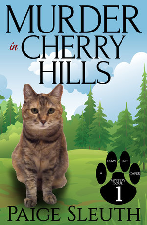 cozy mystery with cats