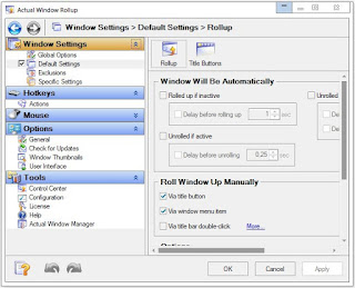 Actual Window Rollup 8.13 Multilingual Full Version